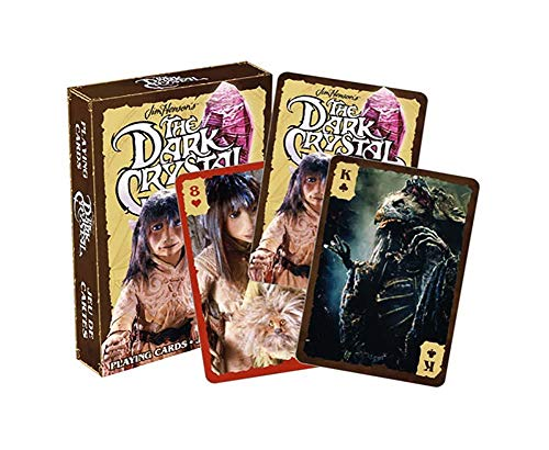 Aquarius Jim Henson's The Dark Crystal Spielkarten