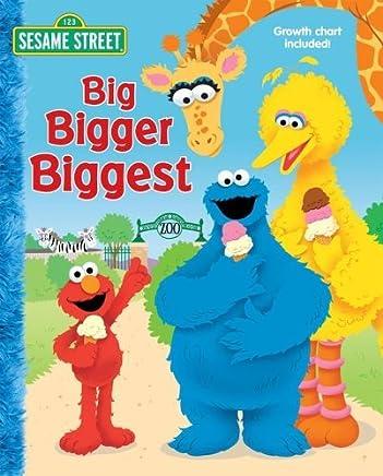 Big, Bigger, Biggest (Sesame Street) by Jodie Shepherd (2007-03-27)