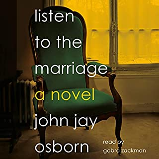 Listen to the Marriage audiobook cover art