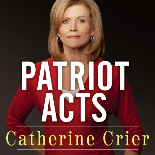 Patriot Acts audiobook cover art