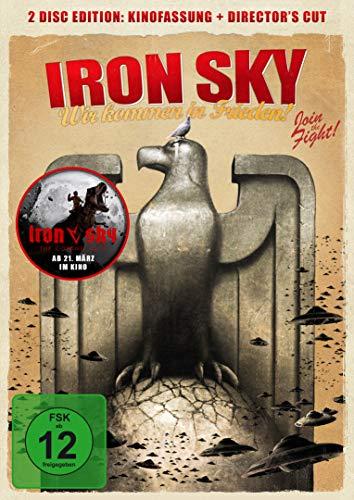 Iron Sky - Wir kommen in Frieden! (Kinofassung + Director's Cut, 2 Discs)