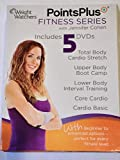 Weight Watchers Points Plus Fitness Series 5 DVD...