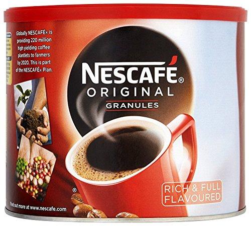 Original Nescafe Instant-Kaffee Granulat Dose 500g Ref. A01374
