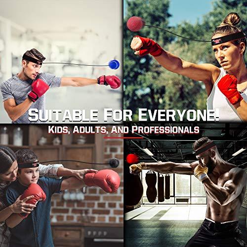 AmericanFist『ボクシングリフレックスボールセット』