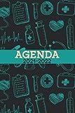 Agenda 2021-2022: agenda 2021 2022 Enfermera . Enfermera Medicina Agenda 2021 2022 . Organizador Diario I Planificador Enfermera ...