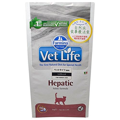 Farmina - Vet Life Feline Hepatic - 1113-2 kg