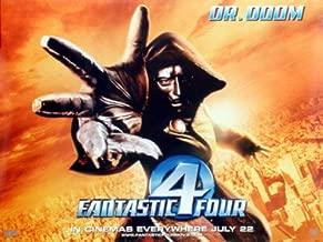 Fantastic Four Dr Doom 30X40 New UK Quad Movie Poster