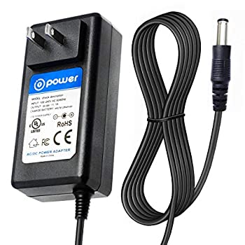 T POWER Ac Dc Adapter Charger Compatible with for Shark IONFlex 2X DuoClean IF200W IF251 UF-280 IF285 Series Cordless Ultra-Light Stick Vacuums Cleaner Power Supply