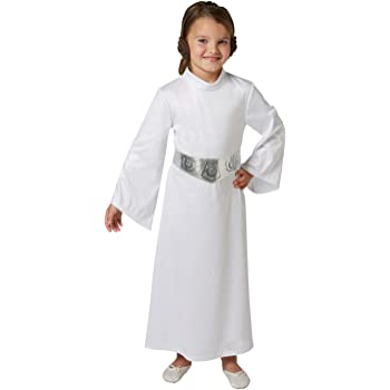 Lucas – st-630878s – Disfraz clásico Princesa Leia: Amazon.es ...