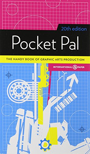 Compare Textbook Prices for Pocket Pal: A Graphic Arts Production Handbook 20 Edition ISBN 9780977271610 by Romano, Frank