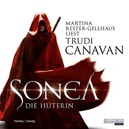 Die Hüterin (Sonea 1) Titelbild