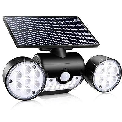 Ollivage Solar Light Outdoor with Motion Sensor
