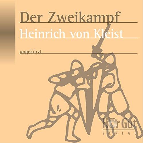 Der Zweikampf audiobook cover art