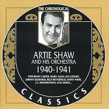 The Chronological Classics 1940-1941