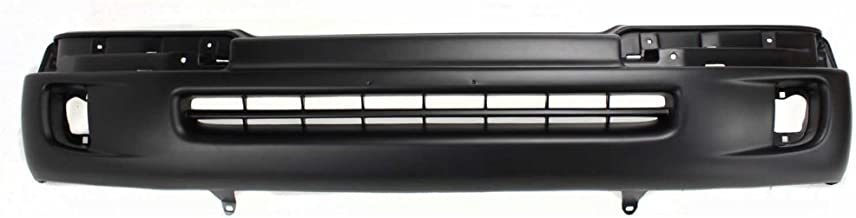Front Bumper Cover Primed Compatible with 1998-2000 Toyota Tacoma