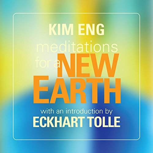 Meditations for a New Earth audiobook cover art