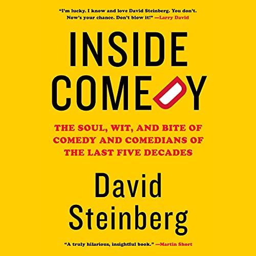 Page de couverture de Inside Comedy
