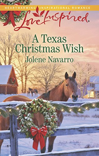 A Texas Christmas Wish: A Wholesome Western Romance (Love Inspired) (English Edition)