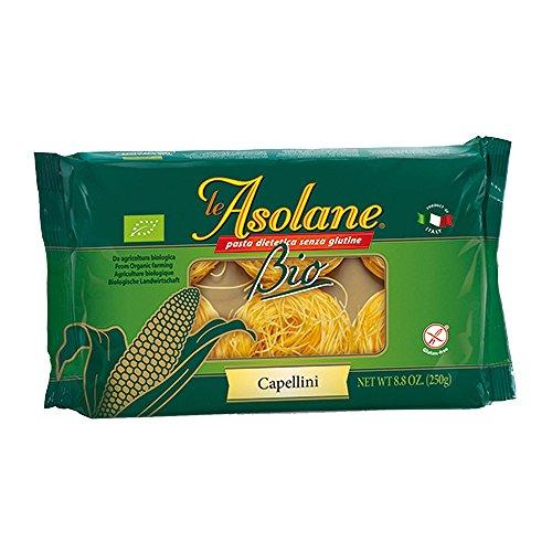 Le Asolane Capellini Nudelnester glutenfrei bio 250g
