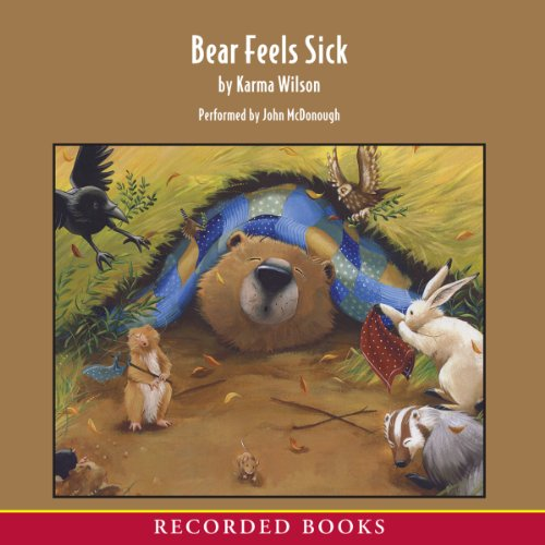 Bear Feels Sick cover art