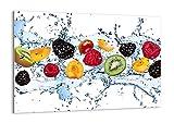 Cuadro sobre Vidrio - Cuadro de Cristal - de una Sola Pieza - 100x70cm - Foto número 2675 - Listo para Colgar - Pinturas en Vidrio - Impresiones sobre Vidrio - Cuadro en Vidrio - GAA100x70-2675