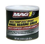 Mag 1 720 Red High-Temp Disc Brake Wheel Bearing Grease - 1 lb.