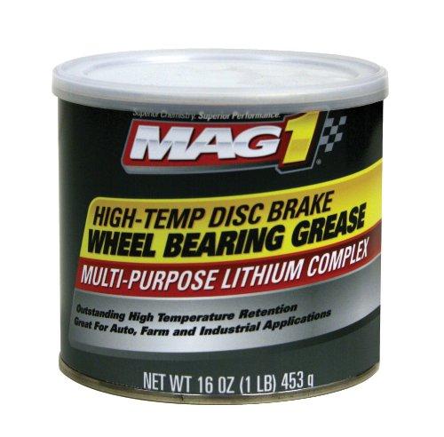 Mag 1 720 Red High-Temp Disc Brake Wheel Bearing Grease
