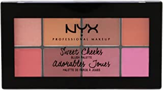 NYX Women's Cosmetics, Multicoloured, One Size