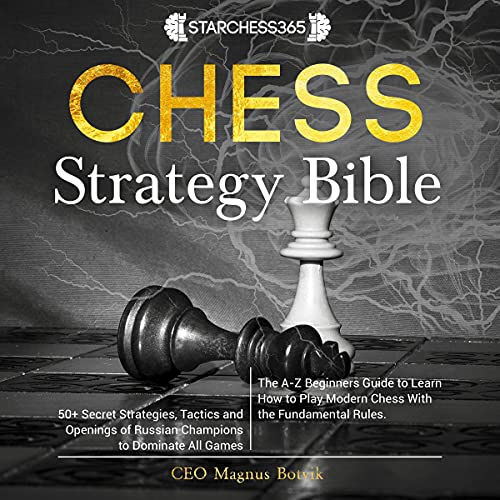 Chess Strategy Bible cover art