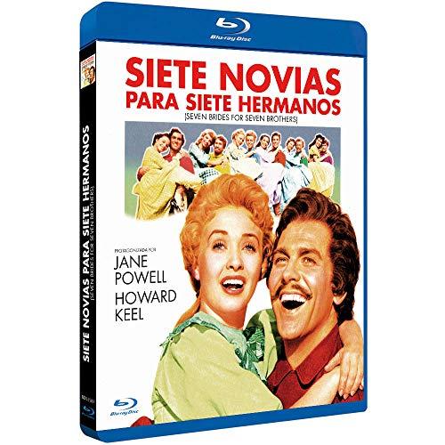 Siete Novias para Siete Hermanos BD 1954 Seven Brides for Seven Brothers [Blu-ray]