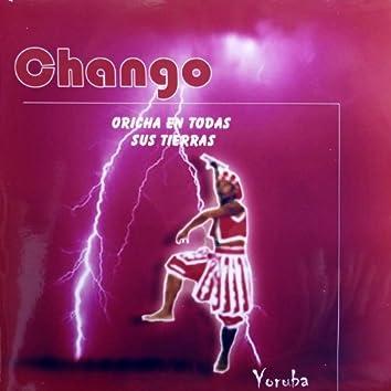 Chango (Oricha en todas sus tierras)