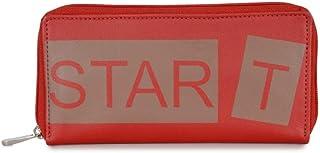 Baggit Women's Wallet (Red) (Unitsnits 1)