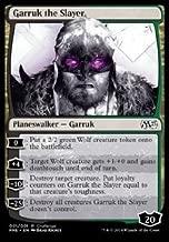 Magic: the Gathering - Garruk the Slayer (001/001) - Oversize Promo