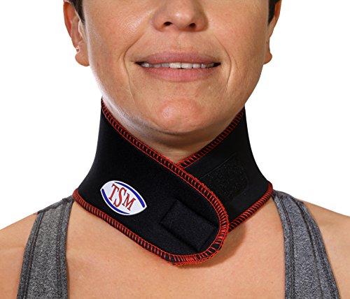 TSM Sportbandage Nacken-Bandage aktiv, XXL, 2120