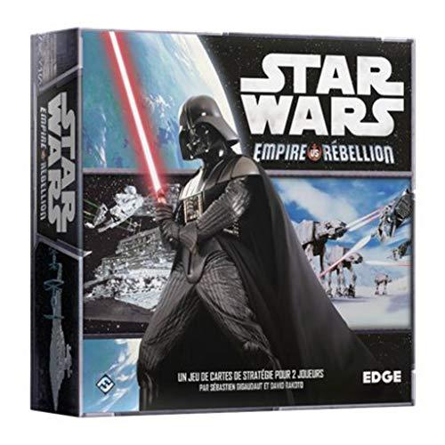 Asmodee–ubisw01–Juegos de Cartas–Star Wars Empire vs Rebellion