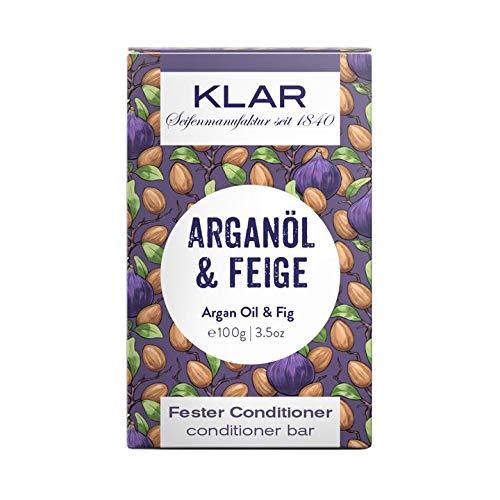 Klar's fester Conditioner Arganöl 100g