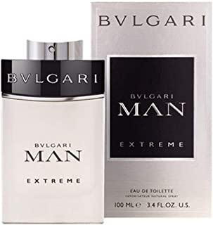Bvlgari - Man Extreme Eau De Toilette Spray 100Ml/3.4Oz - Parfum Homme
