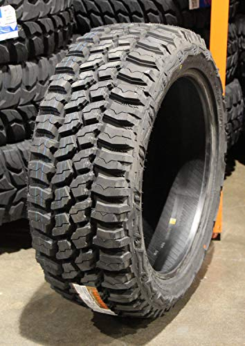 Thunderer TRAC GRIP M/T Mud Tire 33X12.50R22 LRF 114Q BSW