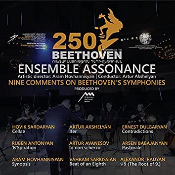 Nine comments on Beethoven's symphonies