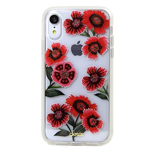 Sonix Case for iPhone XR (Floral - Geranium)