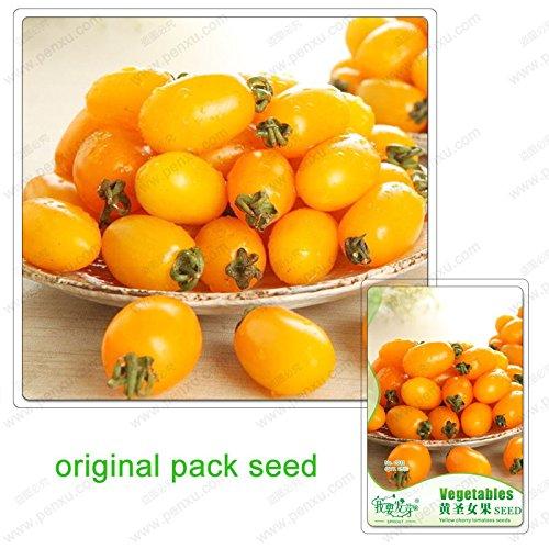 25 graines / Pack, le lait de graines de tomates sont semées, les graines de tomates cerises de fruits, légumes biologiques non-OGM