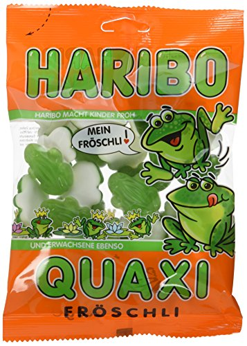 Haribo Quaxi Fröschli, 30er Pack (30 x 200 g)