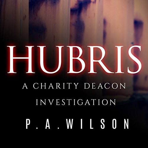 Hubris audiobook cover art
