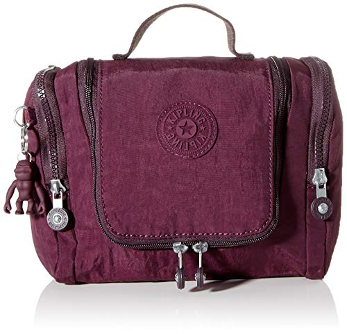 Kipling Connie Luggage, 4.0 liters, Dark Plum