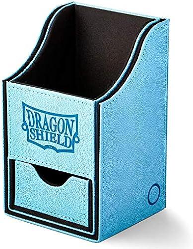 Dragon Shield - bleu noir Nest + 100 voitureds Deck Box