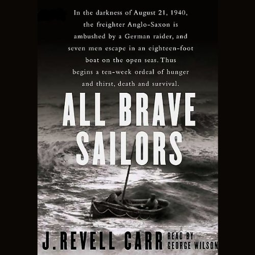 All Brave Sailors audiobook cover art