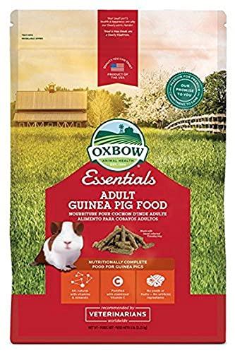 Oxbow Essentials Adult Guinea Pig Food - 5 lb.