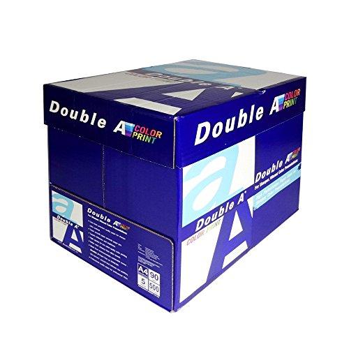 Double A Kopierpapier A490g/m² 5x 500