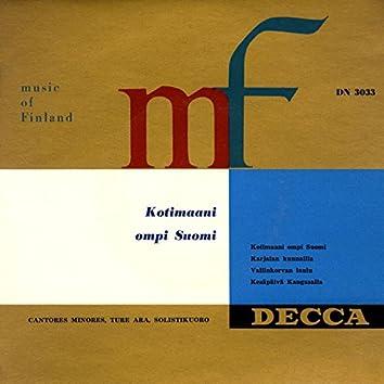 Music Of Finland - Kotimaani ompi Suomi