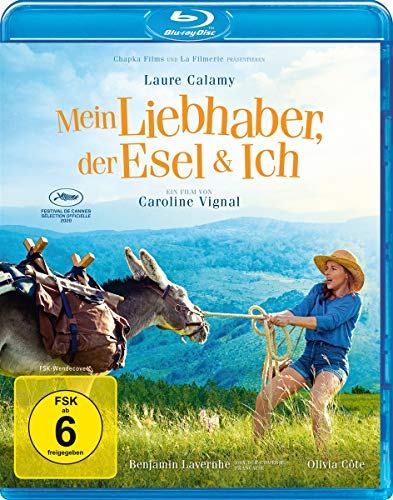 Mein Liebhaber, der Esel & Ich [Blu-ray]